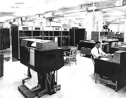 HARVEST-ComputerNSA1962