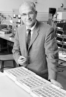 William Shockley, 1963