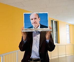Tim Berners-Lee, 2009 Photo Credit: Webb Chappell http://www.webbchappell.com