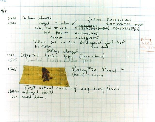 firstbug
