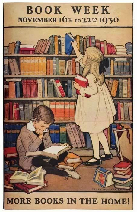 BookWeek_Poster_1930