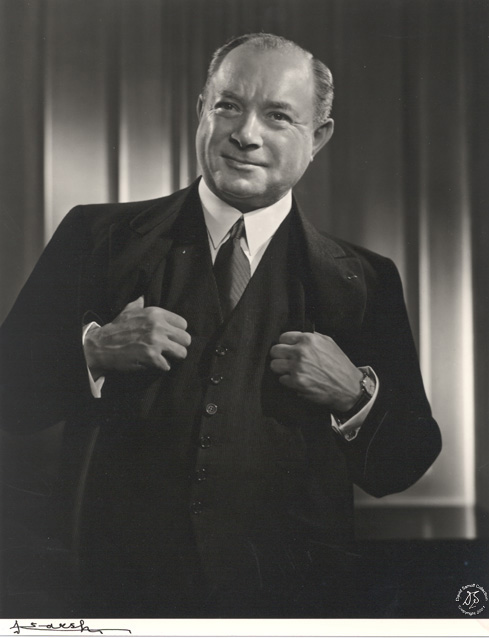 David Sarnoff Photo courtesy of the David Sarnoff Research Center