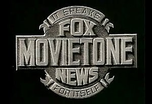 Movietone News Fox
