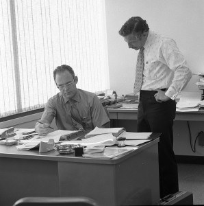 Intel-Gordon-Moore-and-Robert-Noyce-in-1970